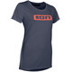 ION Seek DR SS Tee Women blue nights